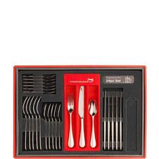 Baguette Mirror Cutlery Set 24 pieces
