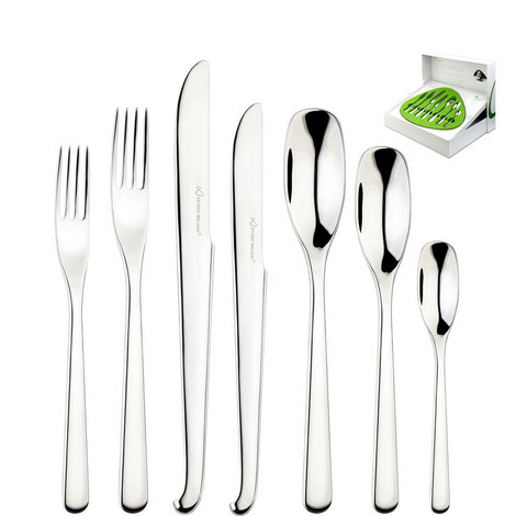 Balsa 42 Piece Cutlery Set, ${color}