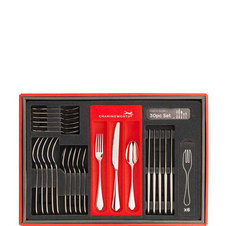 Raphia Mirror Cutlery Set 30 pieces
