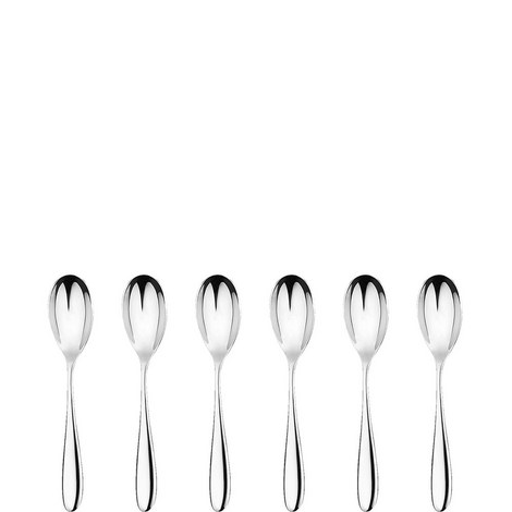 Santol Coffee Spoon 6 Piece Set, ${color}