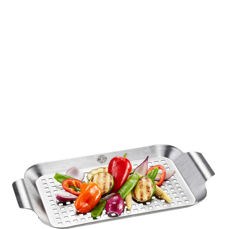 Barbecue Grill Pan Small, ${color}
