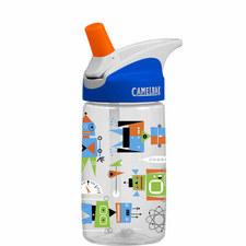 Atomic Robots Eddy Kids Water Bottle