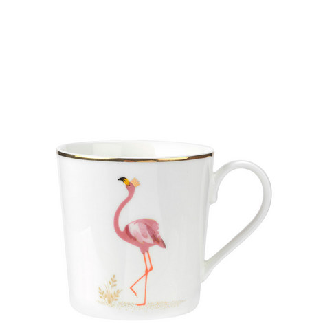 Piccadilly Flamingo Mug, ${color}
