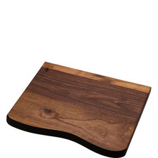 Walnut Waned Edge Board Large