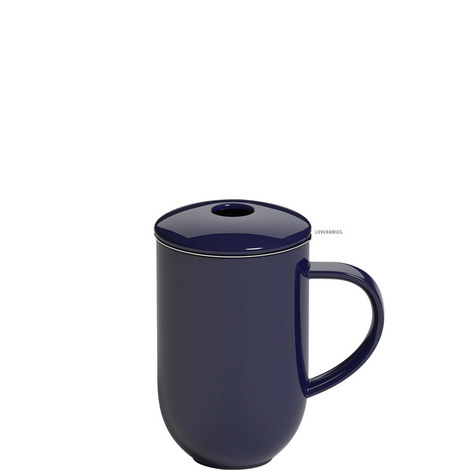 Pro Tea Mug Infuser with Lid, ${color}