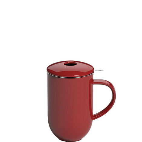 Pro Tea Mug Infuser with Lid, ${color}