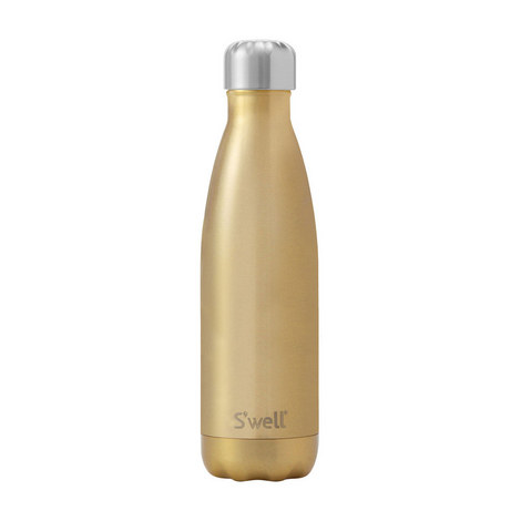 Sparkling Champagne Insulated Water Bottle, ${color}