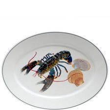 Seaflower Platter 42cm