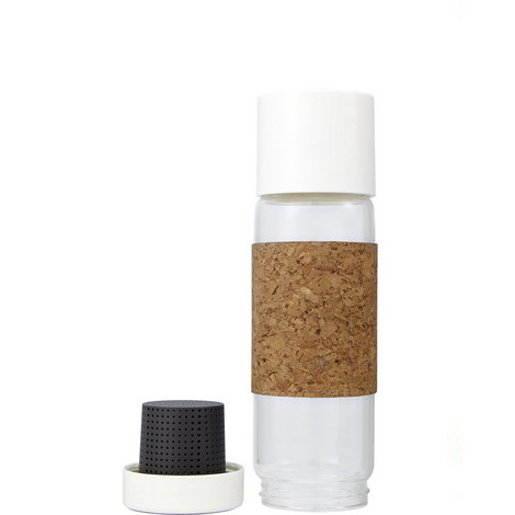 Teatime Glass Bottle 540ml, ${color}