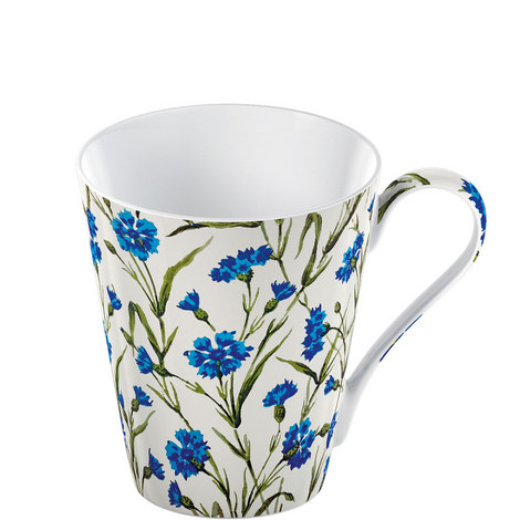 V&A Cornflower China Mug, ${color}