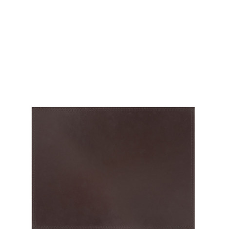 Bonded Leather Tablemat, ${color}