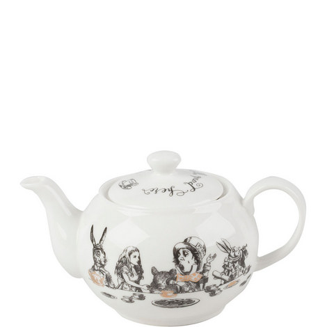 Alice in Wonderland Mini Teapot, ${color}