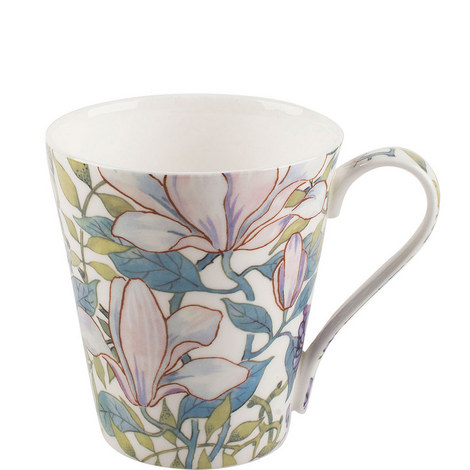 V&A Magnolia China Mug, ${color}
