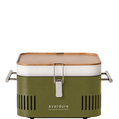 Portable Charcoal Cube BBQ, ${color}