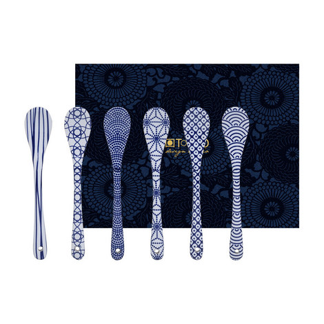 Nippon Teaspoons 6 Set, ${color}