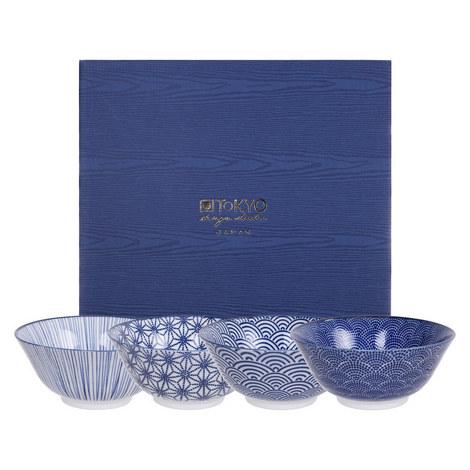 Nippon Tayo Bowl 4 Set, ${color}