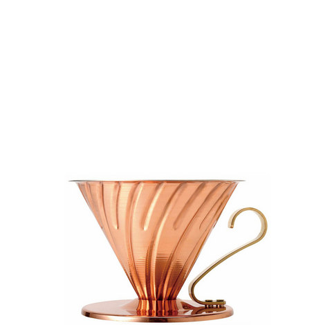 V60 Copper Coffee Dripper, ${color}