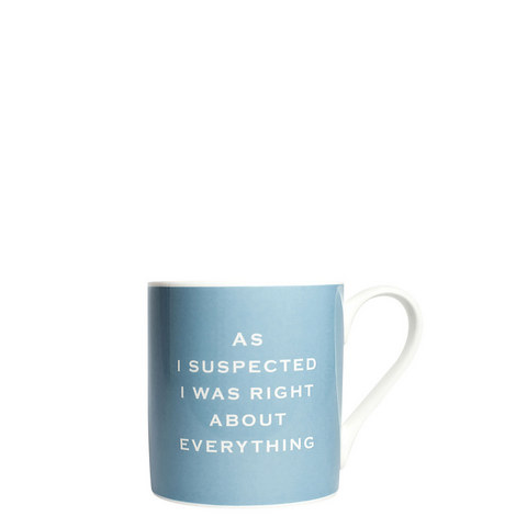 Right About Everything Mug, ${color}