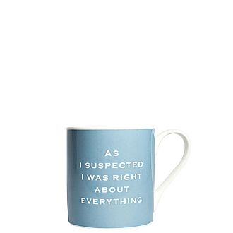 Right About Everything Mug