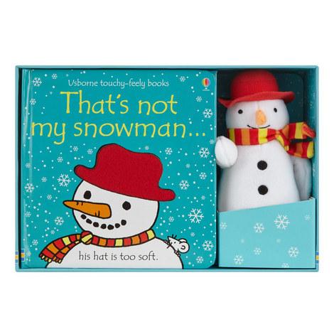 That's Not My Snowman Set, ${color}