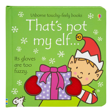 That's Not My Elf Book, ${color}