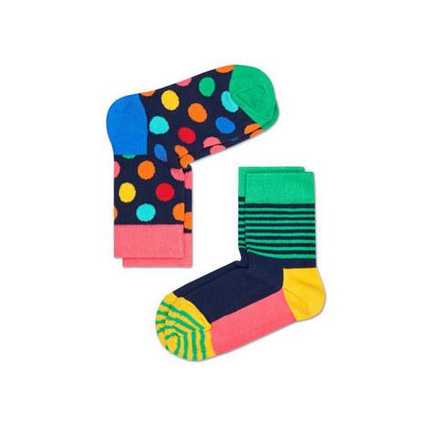 Block Dotty Socks, ${color}