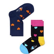 2-Pack Patterned Socks - Baby-Kids