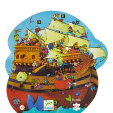 Barbarossa's Boat 54 Piece Puzzle