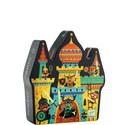 Fortified Castle 54 Piece Puzzle, ${color}