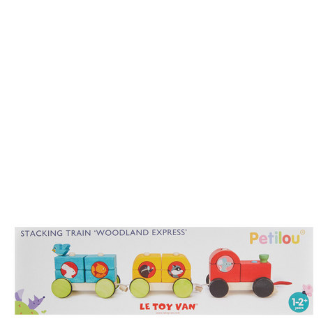 Woodland Express Stacking Train, ${color}