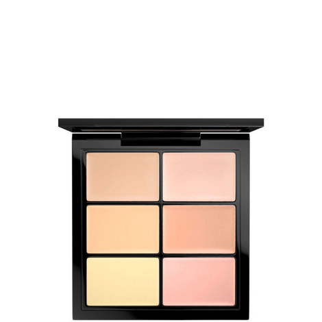 Studio Conceal and Correct Palette Medium Deep, ${color}