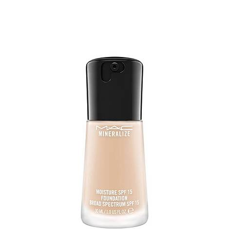 Mineralize Moisture SPF15 Foundation 30ml, ${color}