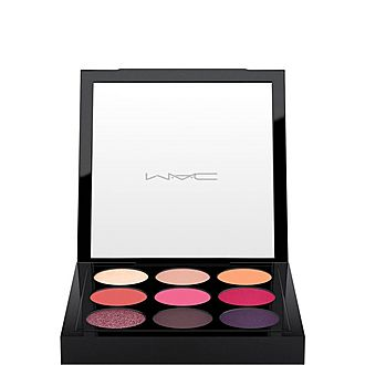 Eye Shadow X 9 : Dusky Rose Times Nine