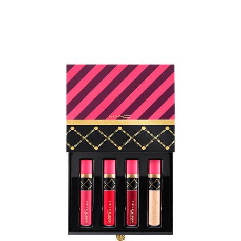 Nutcracker Sweet Red Lip Gloss Kit, ${color}