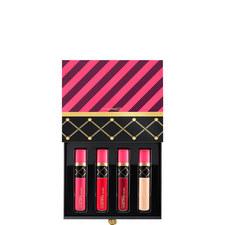 Nutcracker Sweet Red Lip Gloss Kit