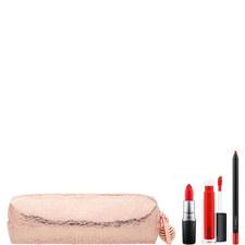 Lip Bag / Snow Ball