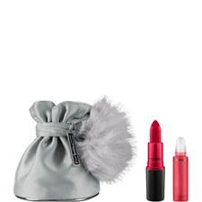 Shadescents Kit / Snow Ball: Ruby Woo