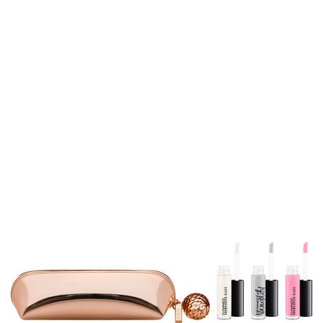 Mini Lip Gloss Kit / Snow Ball, ${color}