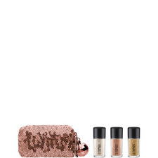 Pigment and Glitter Kit / Snow Ball