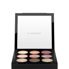 Eye Shadow x 9: Solar Glow Times Nine