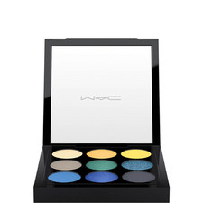 Eye Shadow x 9: Tropic Cool Times Nine