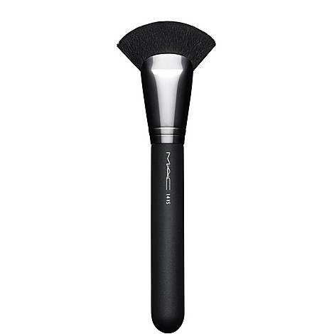 141 Synthetic Face Fan Brush, ${color}