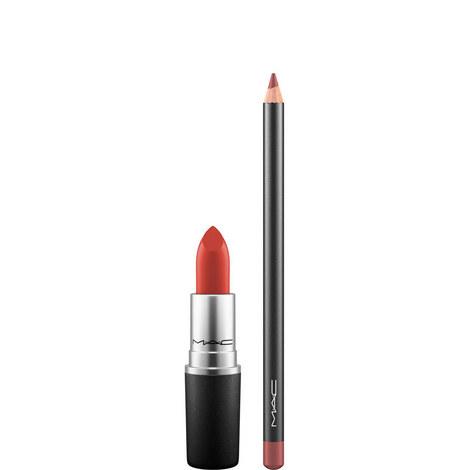 Lip Duo - Chili / Chicory, ${color}