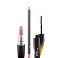 Lip + Lash Kit / Rose