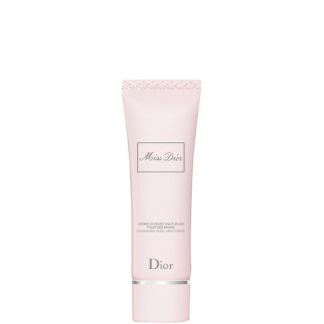 Miss Dior Nourishing Rose Hand Cream 50ml, ${color}