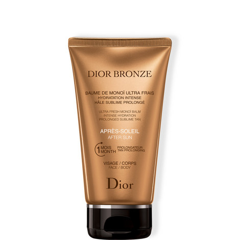 Dior Bronze After-sun Care Ultra Fresh Monoï Balm 150ml, ${color}