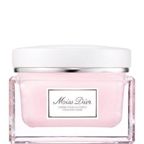 Miss Dior Body Crème 150ml, ${color}
