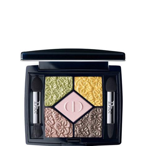 5 Couleurs Glowing Gardens Eyeshadow Palette - Spring Look 2016, ${color}