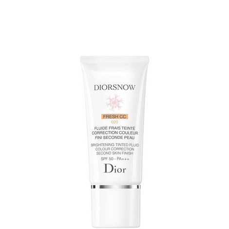 Diorsnow Brightening Tinted Fluid Colour Correction Second Skin Finish SPF50 – PA+++ 30ml, ${color}