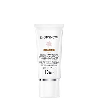 Diorsnow Brightening Tinted Fluid Colour Correction Second Skin Finish SPF50 – PA+++ 30ml